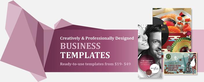 Professional Design Templates