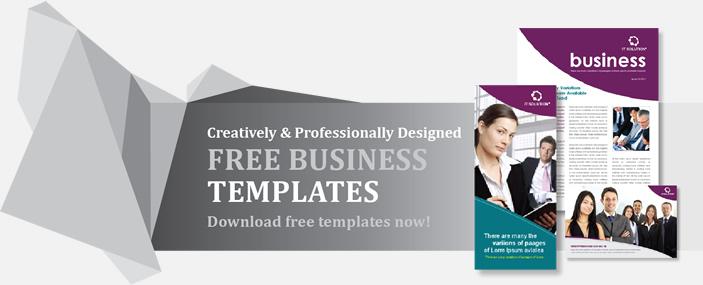 Free Professional Design Templates