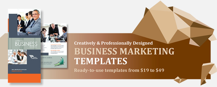 Professional Business Marketing Templates