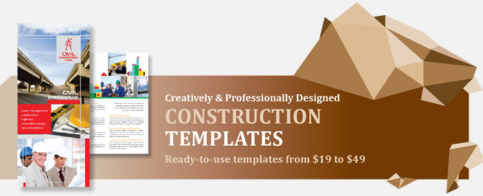 Professional Construction Templates