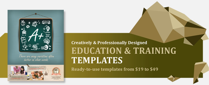 Professional Education and Training Templates