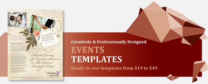 Professional Events Templates