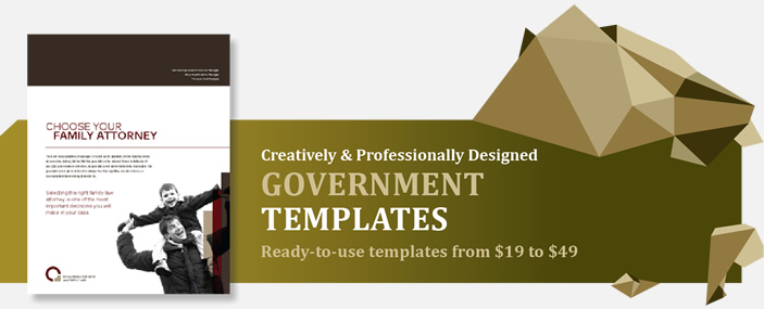 Professional Government Templates