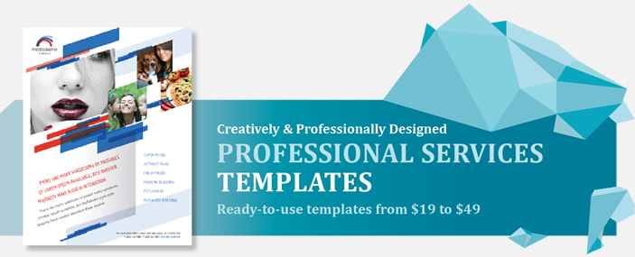 Professional Professional Services Templates