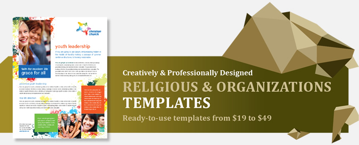 Professional Religious and Organizations Templates