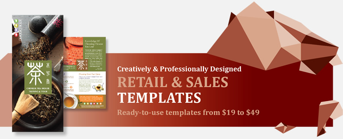 Professional Retail and Sales Templates