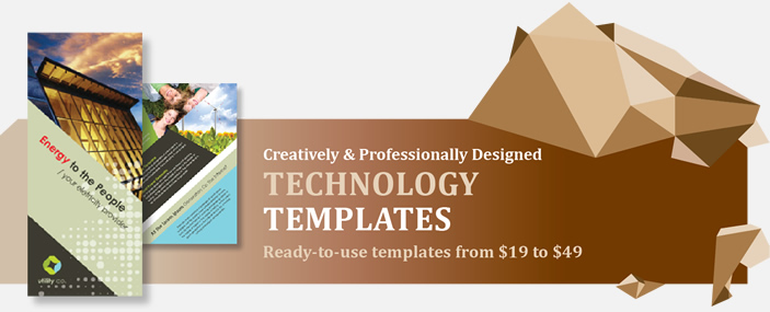 Professional Technology Templates
