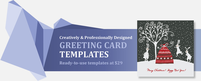 Professional Greeting Cards Templates