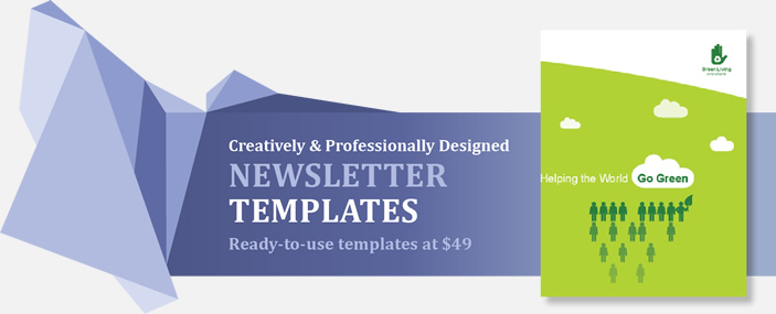 Professional Newsletters Templates