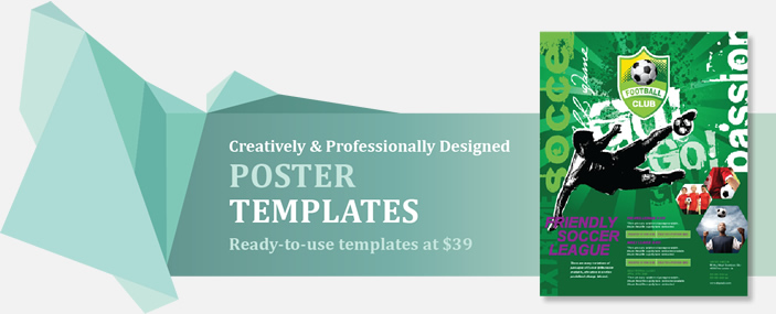 Professional Posters Templates