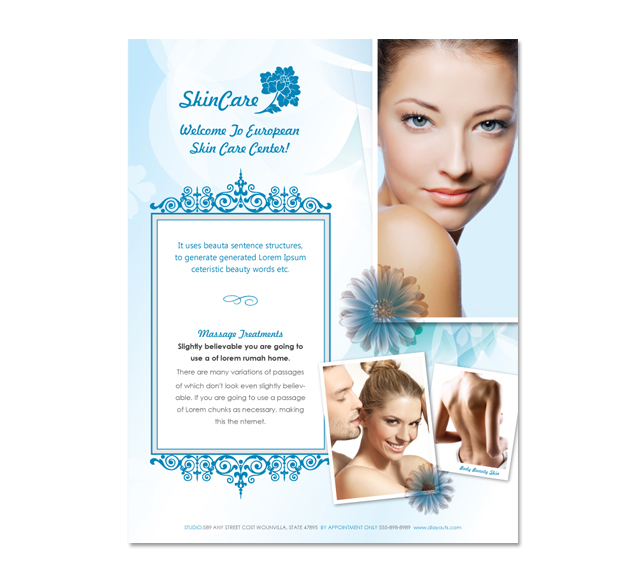 A Sample Skin Care Products Business Plan Template