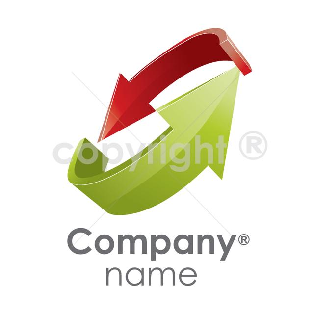 Business Training Center Logo Template