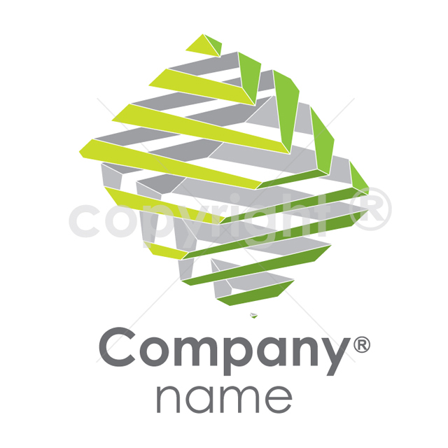 Financial Services Logo Template