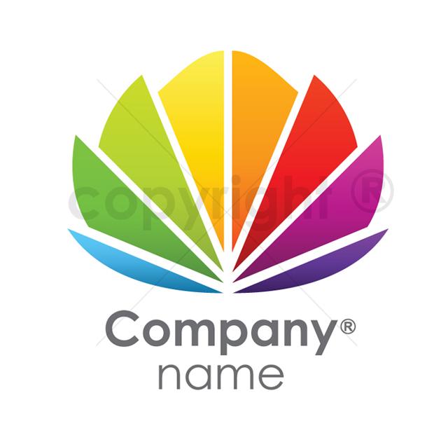 Financial Services Logo Template