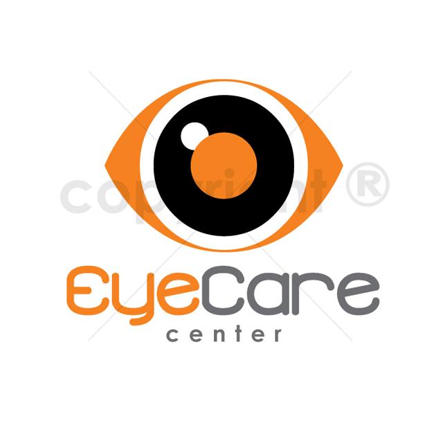 Eye Care Center Logo Template